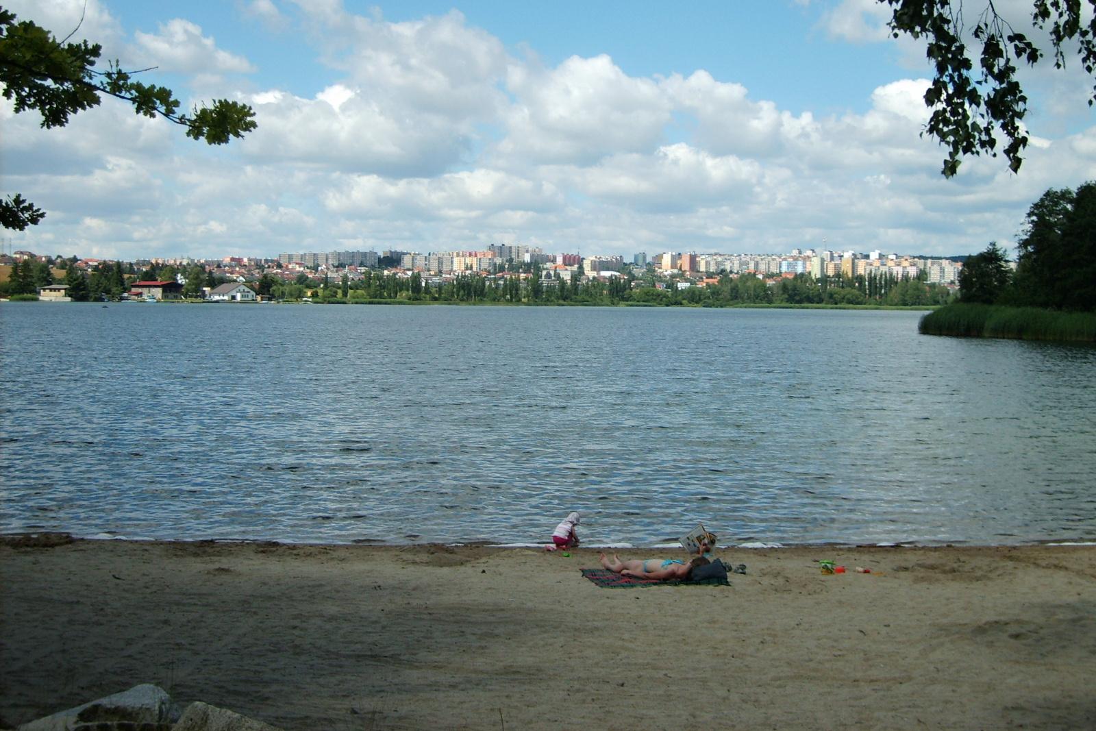 Velký Bolevecký rybník