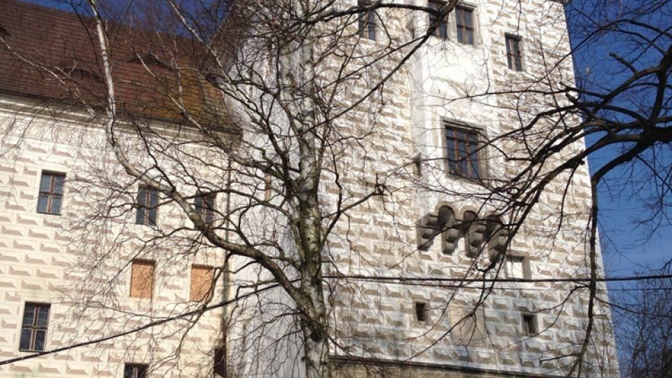 Zámek v Rožmitále pod Třemšínem