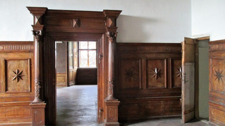 Původní dřevo