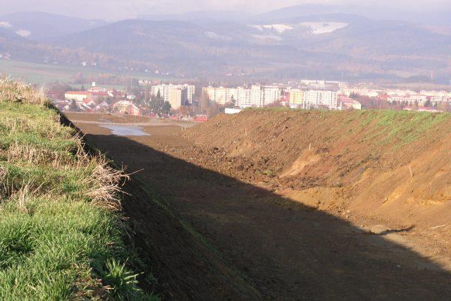 Ostrovská průmyslová zóna | foto: Zdeněk Trnka
