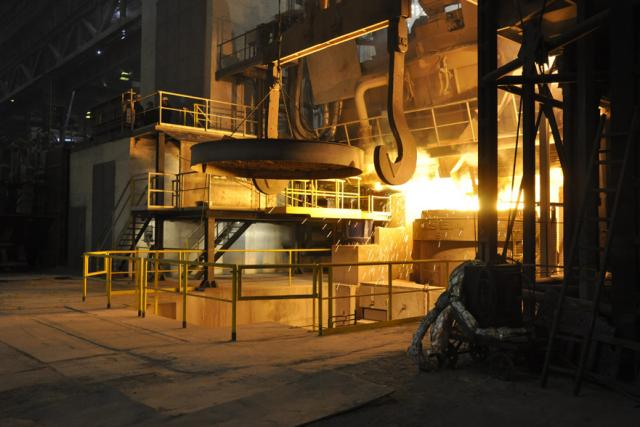 Hutě a kovárny Pilsen Steel