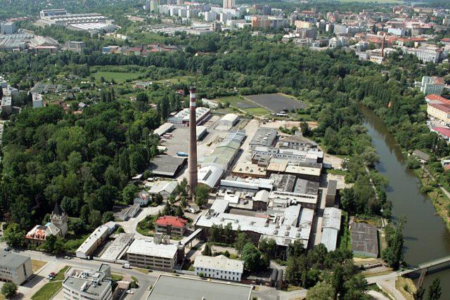 Plzeňská papírna