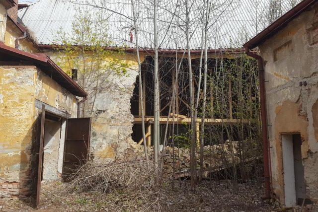 Objekt bývalé mincovny v Plané na Tachovsku