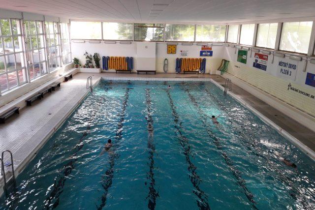 V bazénu SK Radbuza v Plzni v Kozinově ulici bude čistější voda