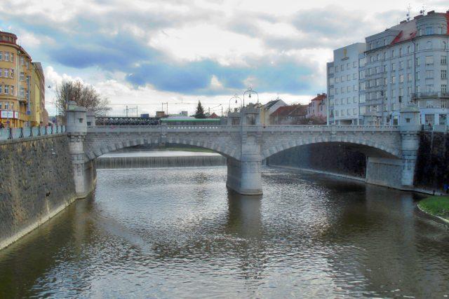 Wilsonův most odolal i velké povodni v roce 2002