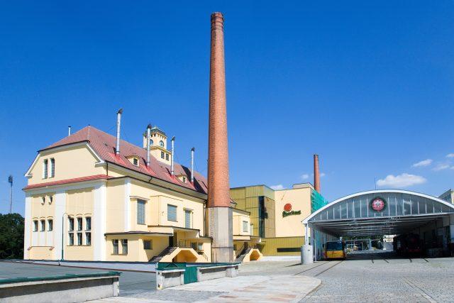 Plzensky pivovar Pilsner Urquel (Plzeňský Prazdroj)