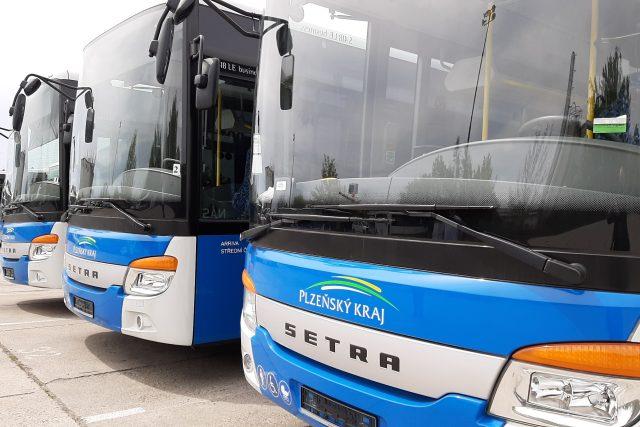 Společnost Arriva je novým autobusovým dopravcem v Plzeňském kraji