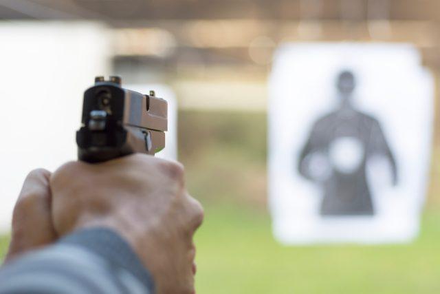 Střelec (ilustrační foto)