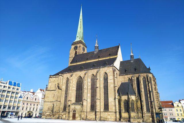 Původně farní kostel je od roku 1993 katedrálou