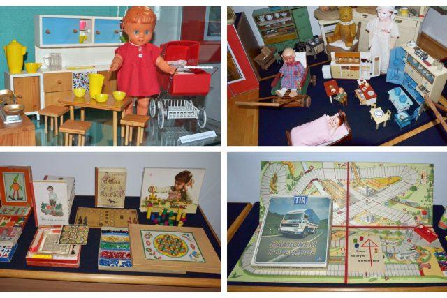 Dům historie Přešticka si připomíná 20 let existence novou výstavu zaměřenou na rodiny s dětmi