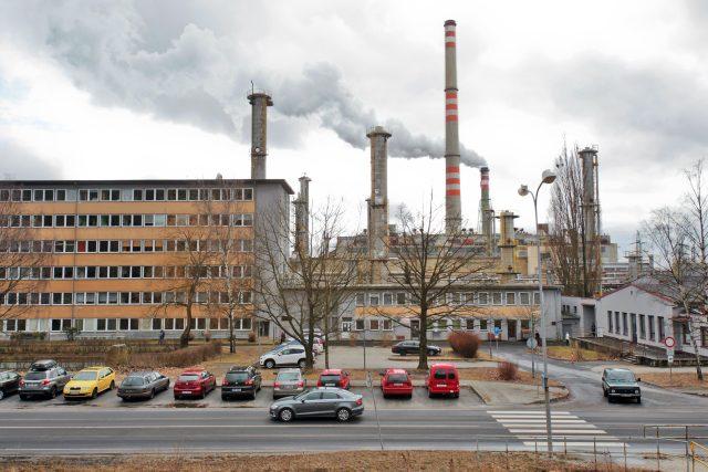 Elektrárna Sokolovské uhelné ve Vřesové